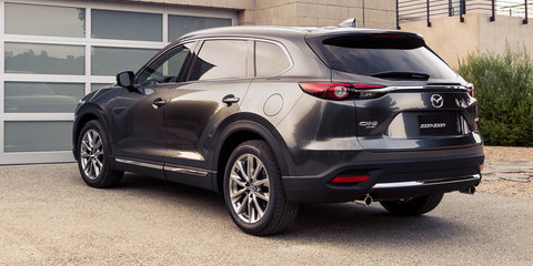 2016 Mazda CX-9 pricing and specifications leaked - UPDATE
