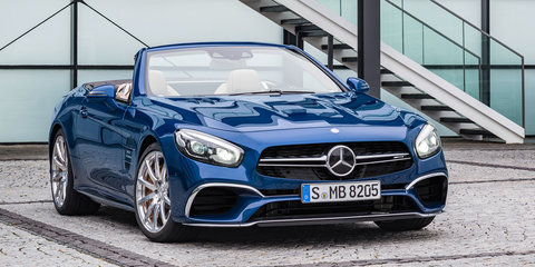 Mercedes-AMG G65, SL65 to be axed - report