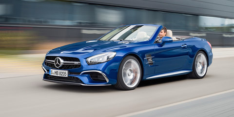 2016 Mercedes-Benz New Cars