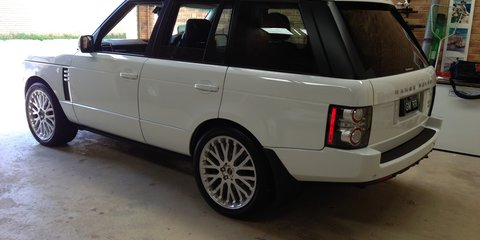 2012 Range Rover Vogue Luxury Tdv8 Review Review