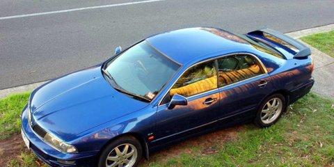2000 Mitsubishi Verada Xi Review Review