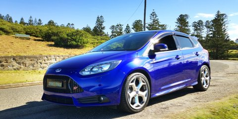 2013 Ford Focus ST Review Review