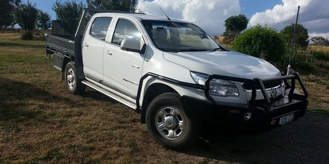 2014 Holden Colorado Lx (4x4) Review Review