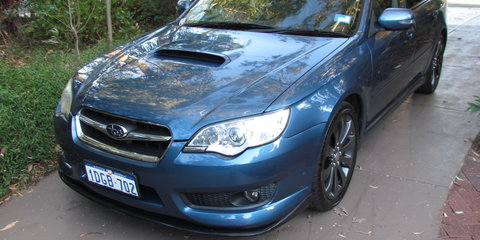 2007 Subaru Liberty GT-B Review Review