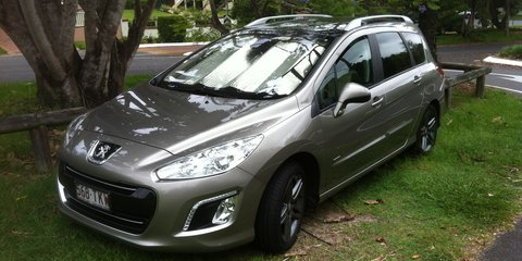 2013 Peugeot 308 Sportium Touring HDi Review Review