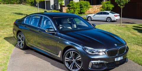 BMW 7 Series to get self-parking tech in Australia by end of 2016