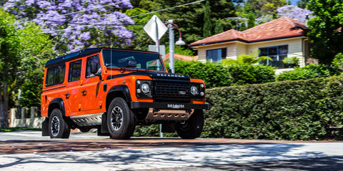 2015 Land Rover Defender recalled for brake fix