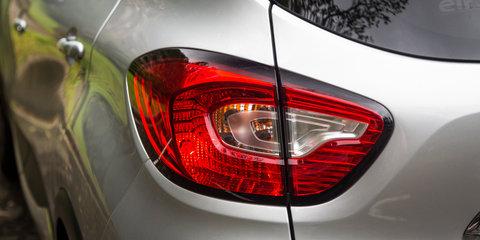 Renault Captur Review : Long-term report one