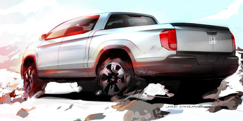 """Honda to consider HiLux rival for """"attractive"""" pick-up market"""