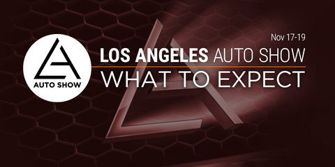 2015 Los Angeles auto show: what to expect