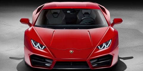 Lamborghini Huracan LP580-2: $378,900 rear-wheel-drive coupe revealed
