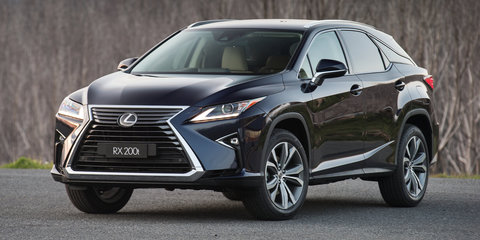 Lexus RX seven-seater on local wish list, along with RX200t F Sport