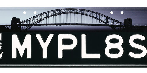 NSW launches new Australiana number plate styles