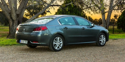 2016 Peugeot 508 recalled for fire risk