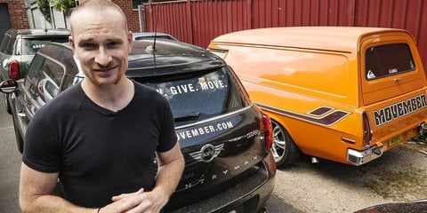 CarAdvice helps Movember raise millions for men's health
