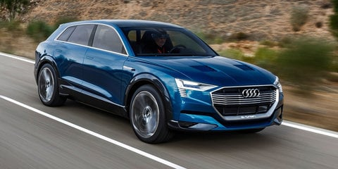 Audi Q6 h-tron concept to debut in Detroit - report