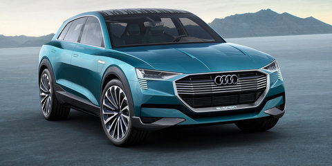 Audi A9 e-tron gets green light for production, due in 2020 - report