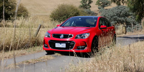 2016 Holden Commodore SS V Redline review:: Christmas Day weekender