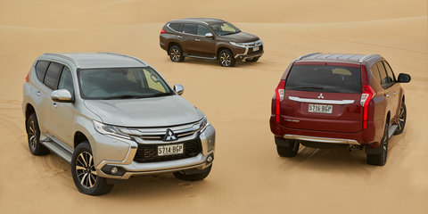 2016 Mitsubishi Pajero Sport pricing and specifications: Challenger replacement launches from $45,000 with segment firsts