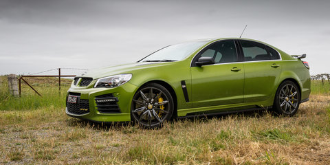 2016 HSV GTS Review : GenF-2 Sedan