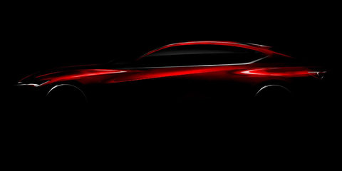 Honda to show Acura Precision concept at Detroit auto show