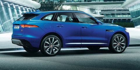 Jaguar F-Pace crossover to be company's top-seller, shake up 'male-dominated' brand
