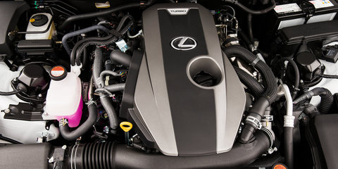 2016 Lexus GS pricing and specifications: New looks, upgraded features