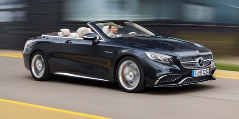 2016 Mercedes-AMG S65 Cabriolet revealed - UPDATE