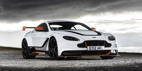 2016 Aston Martin Vantage GT12 Review