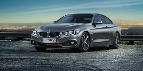 2016 BMW 4 Series updates in Australia around July