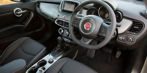 2016 Fiat 500X prices cut, new drive-away starting price added - UPDATE
