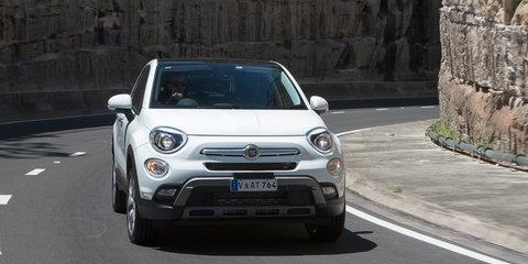 Fiat 500X to revitalise brand in Australia