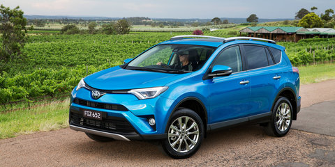 2016 Toyota RAV4 pricing and specifications