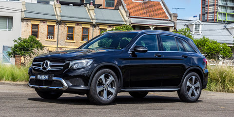 2016 Mercedes-Benz GLC220d Review