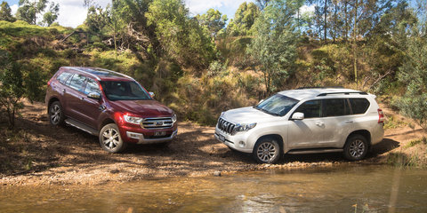 Ford Everest sales gaining traction, but...
