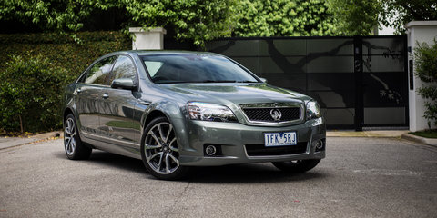 Holden VF Commodore and WN Caprice recalled for airbag sensor fix