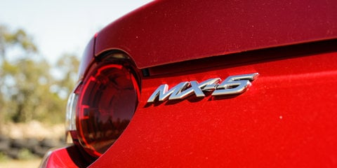 Mazda MX-5 reaches production milestone with one-millionth model