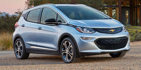 Chevrolet Bolt right-hand drive still off the cards, GM president says