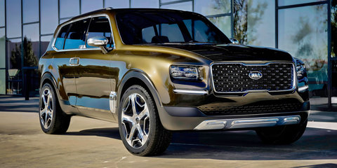 Kia Telluride concept, BMW 5 Series win IDEA design awards