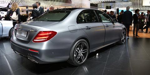 2016 Mercedes-Benz E-Class revealed: Australian debut set for June