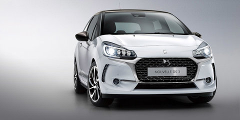 2017 DS3 revealed:: Australia to get new 1.2 turbo engine this year