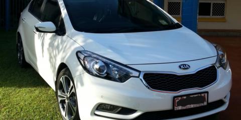 2015 Kia Cerato Sli Review