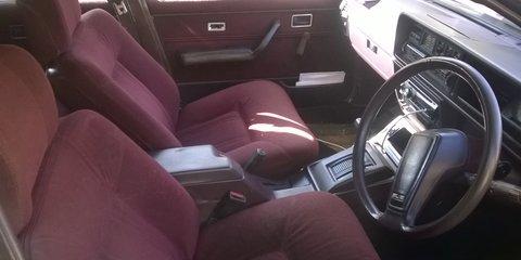 1983 Holden Commodore SL/e Review Review