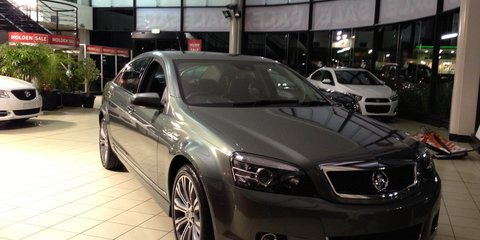 2013 Holden Caprice V Review Review