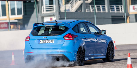 Ford Focus RS waiting list well into 2017 already