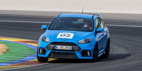 2016 Ford Focus RS Review: Track Test
