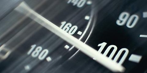 Speeding as dangerous as drink-driving, study shows