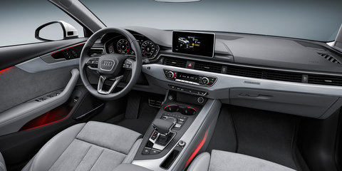 2016 Audi A4 Allroad Quattro debuts, coming to Australia third quarter