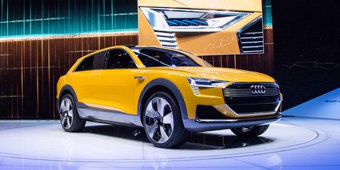 Audi h-tron quattro concept unveiled - UPDATE