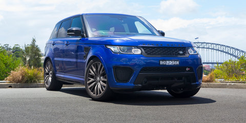 Land Rover enjoying Australian sales boom